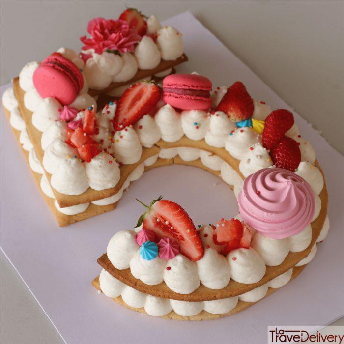 Tarte Cake